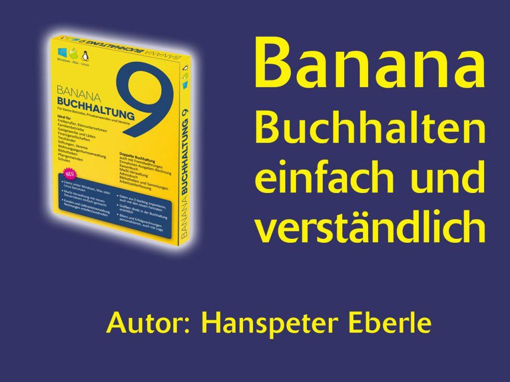 Buchhalten einfach und verständlich mit Banana